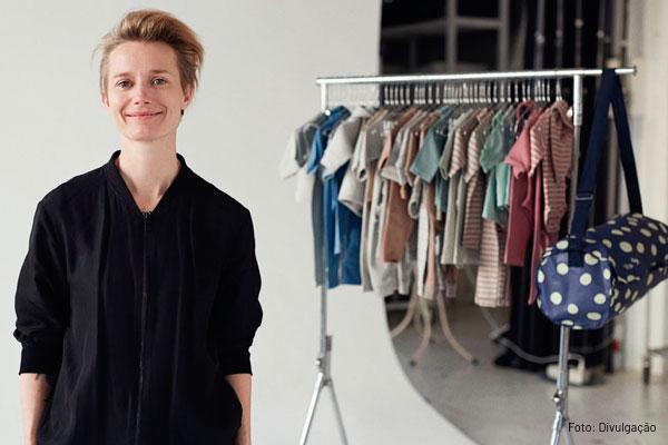 2c161de8b A marca dinamarquesa é precursora de um modelo de negócios premiado, que  visa incentivar e tornar possível uma economia circular na indústria têxtil.